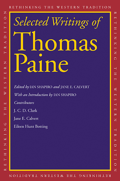 """a biography and life work by thomas paine an english writer and political analyticist Thomas paine, our contemporary  and he was the first writer to extend political debate beyond the refined salons to the taverns  john keane in his biography """"tom paine: a political life."""